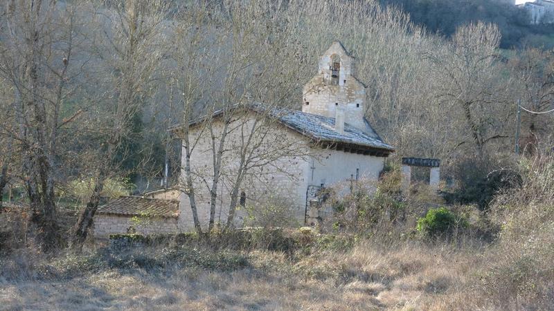 La chapelle Sainte Lucie