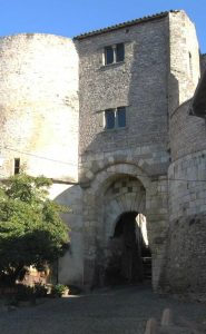 Cordes sur Ciel - Porte des Ormeaux - Restauration