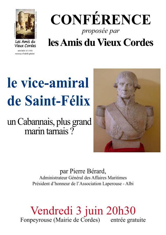 Conférence Saint Félix