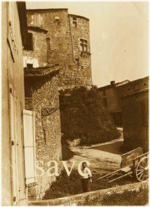 Cordes sur Ciel - Photos anciennes avant 1914 (1)