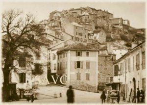 Cordes sur Ciel - Photos anciennes avant 1914 (2)