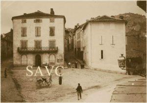 Cordes sur Ciel - Photos anciennes avant 1914 (3)