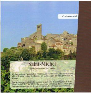 L'église Saint Michel de Cordes - Extrait