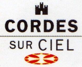 Logo Cordes sur Ciel