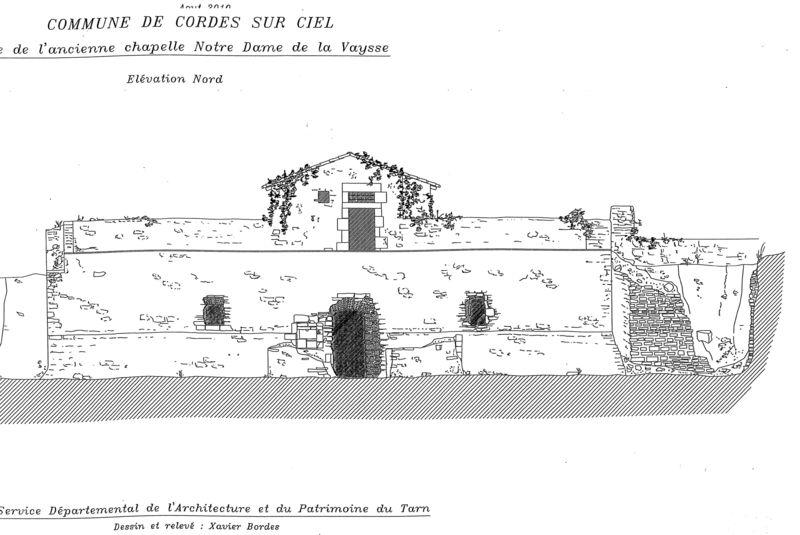 Notre Dame de la Vaysse - Cordes sur Ciel