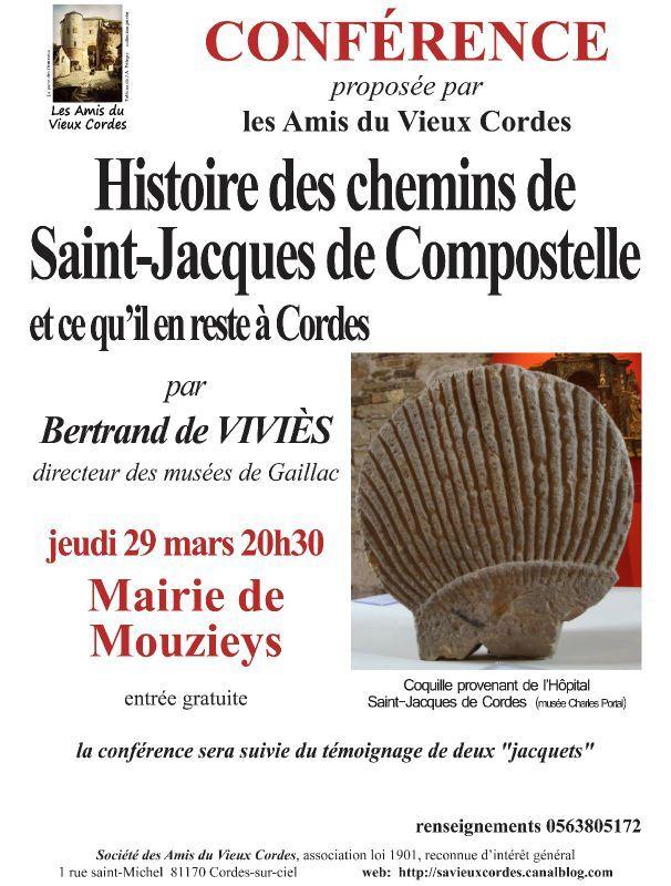affiche Saint-Jacques