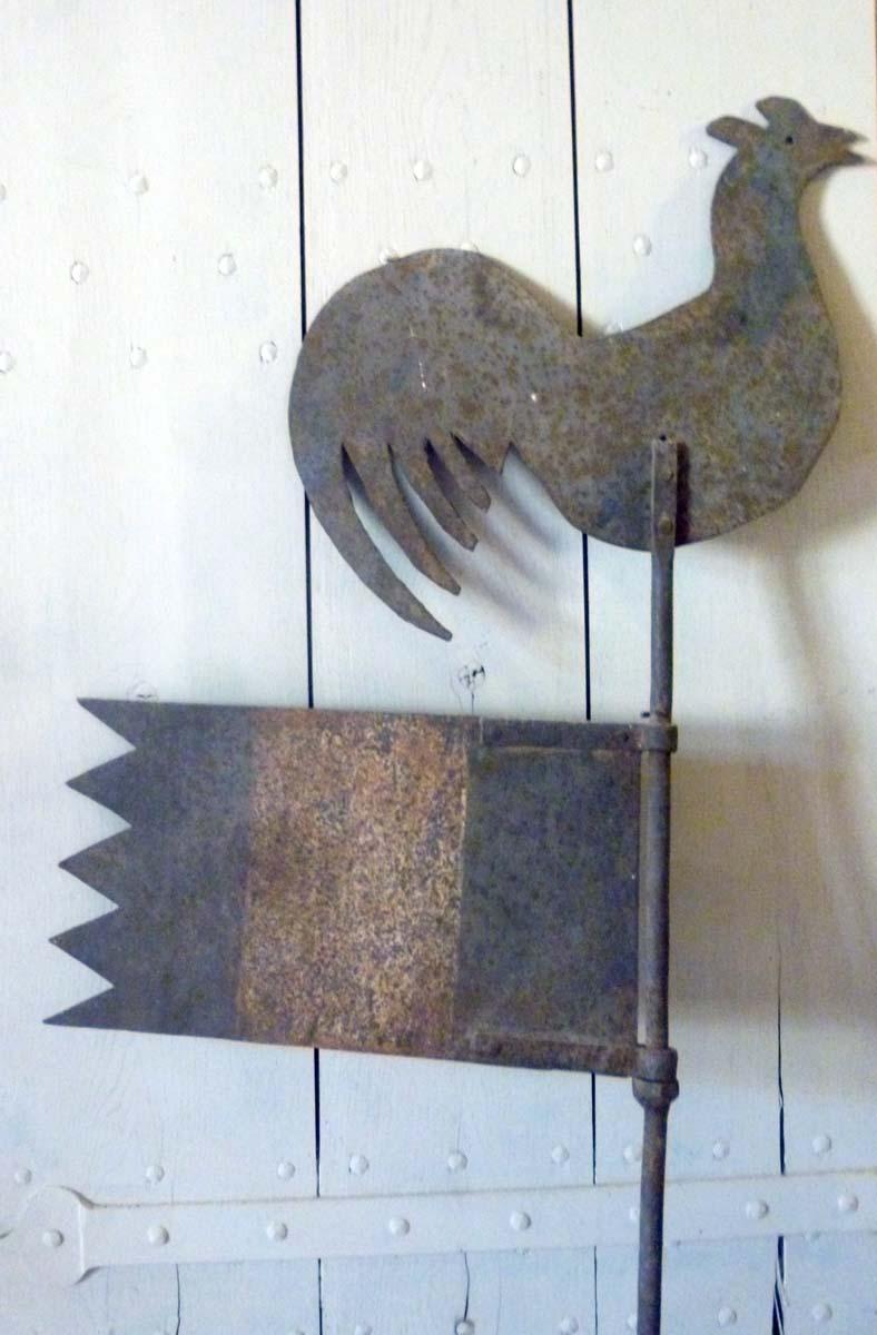 Coq du musée Charles Portal