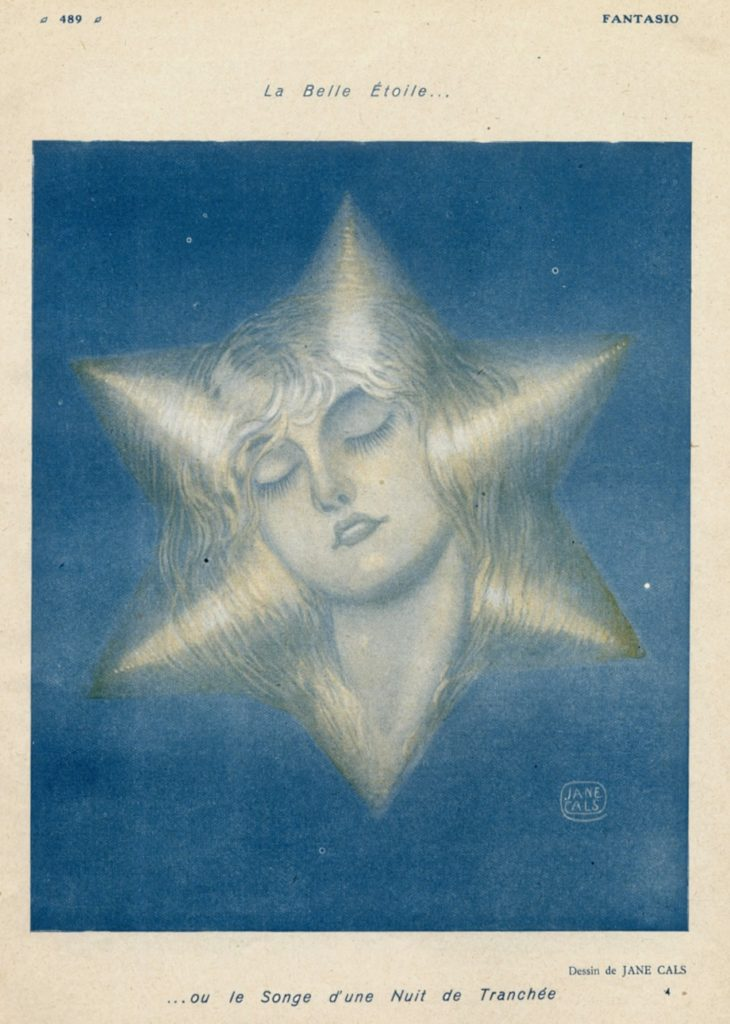 Jeanne Ramel Cals - Le songe d'une nuit de tranchée